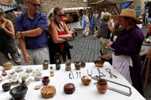 Fêtes médiévales, festivals à thème