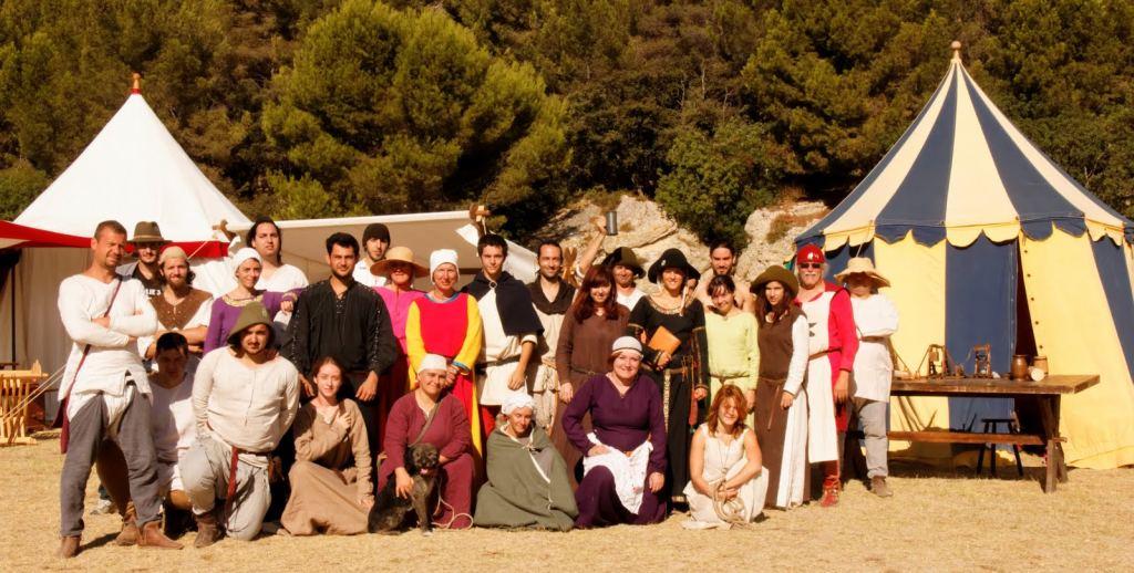 Miramas 24 25 26 aout 2012 les chevaliers de l 39 ordre for Archerie montpellier