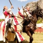 Combat_equestre