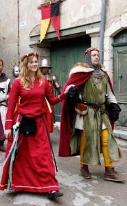 Conception d'évènementiel médiéval
