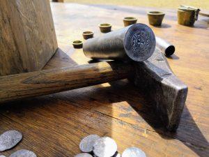 Frappe de monnaie