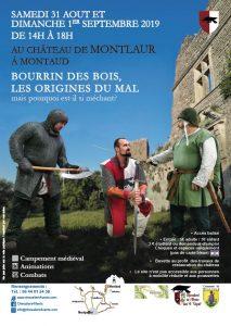 Read more about the article Montpellier Infos: Animations médiévales à Montaud dernier week-end d'août 2019