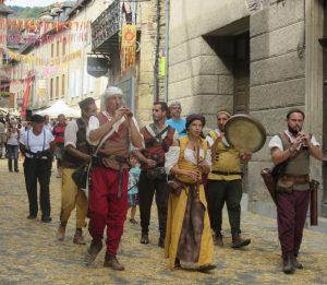 Read more about the article Centre Presse Aveyron – Estaing: Les Médiévales auront lieu ce week-end